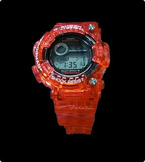村上隆 × G-SHOCK FROGMAN GWF-1000TM-4JR