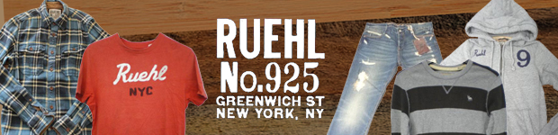 Ruehl No.925 ルールナンバー925