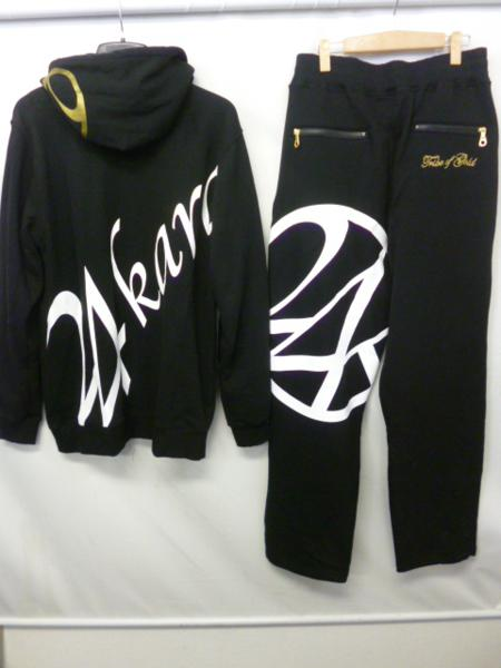 EXILE 24karats SBL SW TOPS・PANTS セットアップ (2)