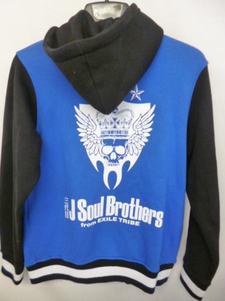 三代目J Soul Brothers 会場限定パーカー (2)