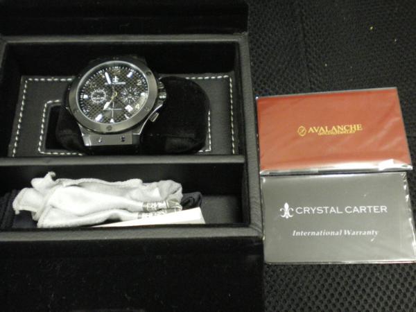 CRYSTAL CARTERクリスタルカーター 腕時計  (2)