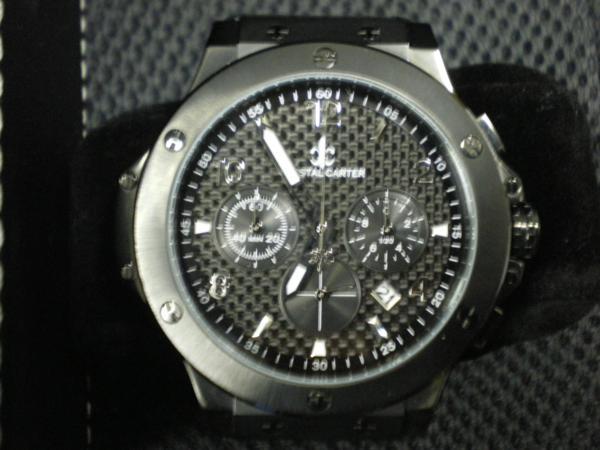 CRYSTAL CARTERクリスタルカーター 腕時計