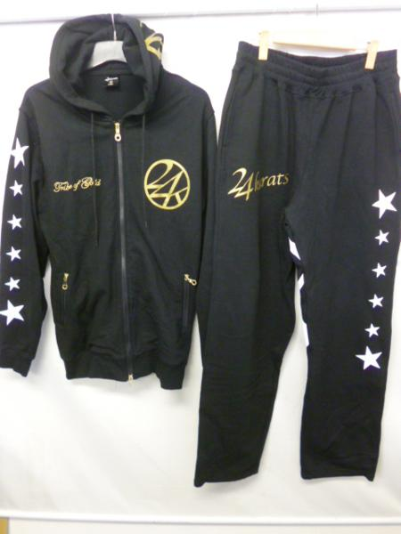 EXILE 24karats SBL SW TOPS・PANTS セットアップ