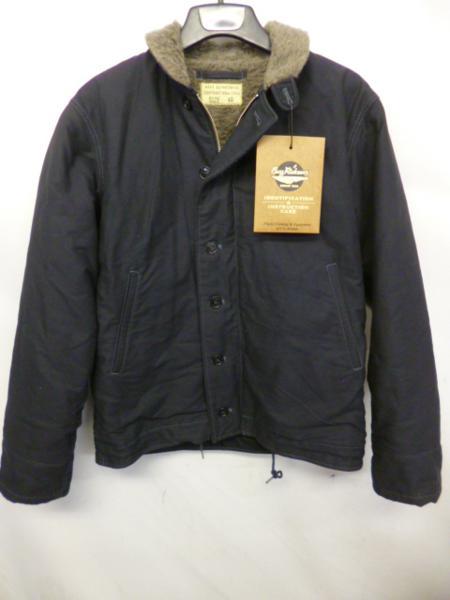 BUZZ RICKSON´Sバズリクソンズ N-1デッキジャケット
