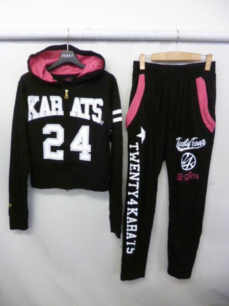 "E-Girls""COLORFUL LAND×24karats セットアップ"