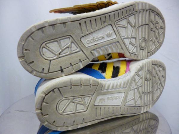 adidas x JEREMY SCOTT スニーカー (2)