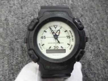 G-SHOCK Gショック AW-560 アナデジモデル蓄光