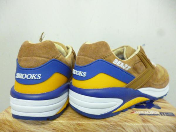 ブルックスbrooks×mita sneakers beast (2)