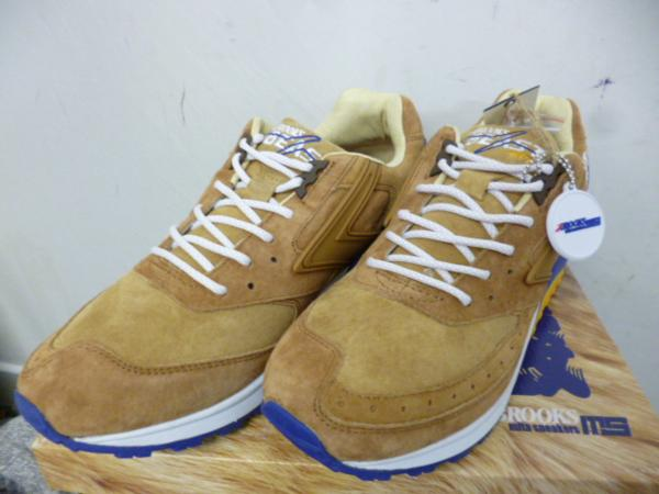 ブルックスbrooks×mita sneakers beast
