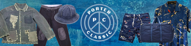 porter classic ポータークラシック