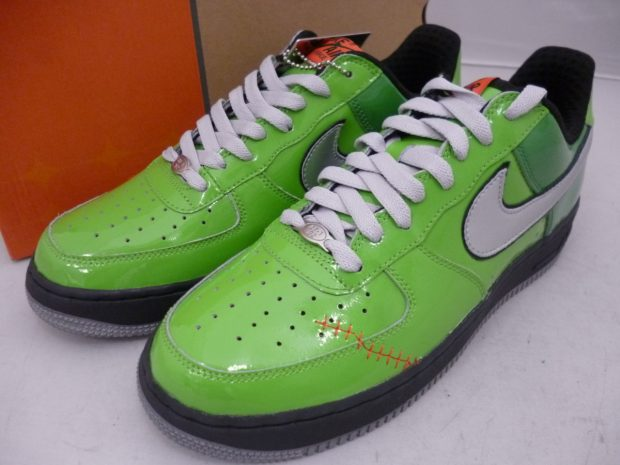 ナイキ NIKE AIR FORCE 1 LOW PREMIUM FRANKENSTEIN 313641-301