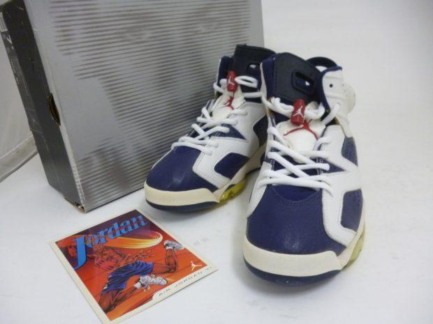 ナイキ NIKE AIR JORDAN 6 OLYMPIC 2000 ジョーダン オリンピック 136038-461