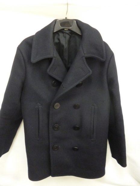 バズリクソンズ ウールピーコート Pコート NAVAL CLOTHING FACTORY BR11554