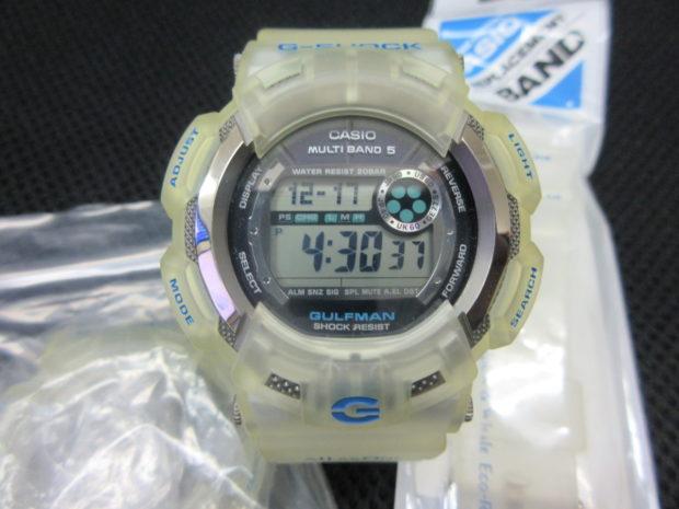 G-SHOCK Gショック GULFMAN ガルフマン 第8回 イルクジ ソーラー GW-9101K 腕時計