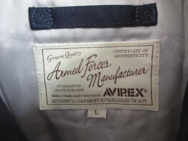 アヴィレックス AVIREX 6182176 TYPE MA-1 Flight Jacket GT-10 フライトジャケット