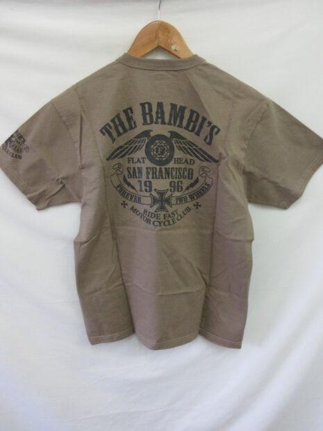 フラットヘッド THE FLAT HEAD Tシャツ