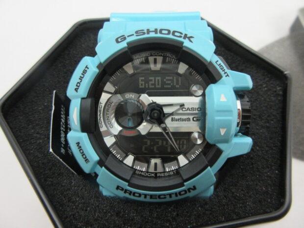 カシオ CASIO Gショック G-SHOCK G'MIX BLUETOOTH ブルートゥース GBA-400-2CJF 腕時計