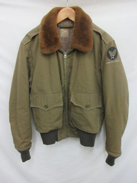 リアルマッコイズ THE REALMcCOY'S STAGG COAT Co スタッグコート B-10 フライトジャケット