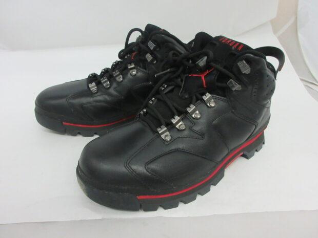 ナイキ NIKE JORDAN AJB 6 黒赤 303897 001