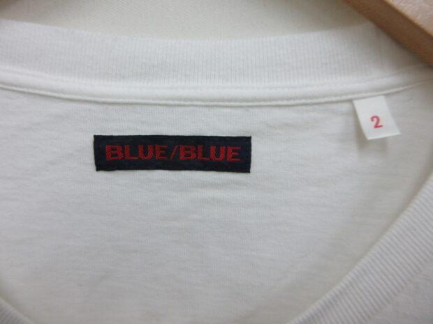 ハリウッド ランチ マーケット H.R.MARKET BLUE BLUE Tシャツ