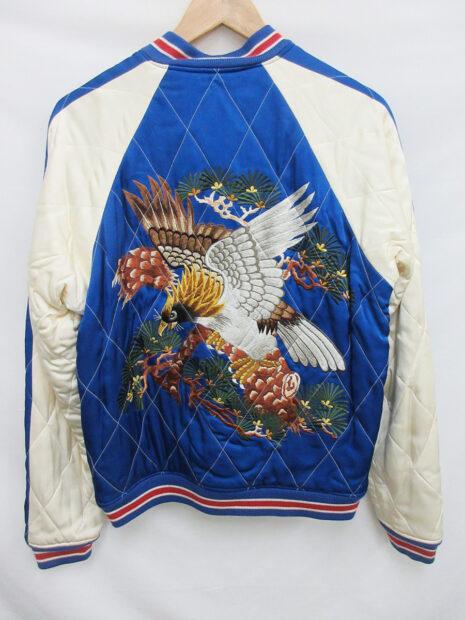 リアルマッコイズ THE REAL McCOY'S リバーシブルスカジャン MJ7008 明仙縫製