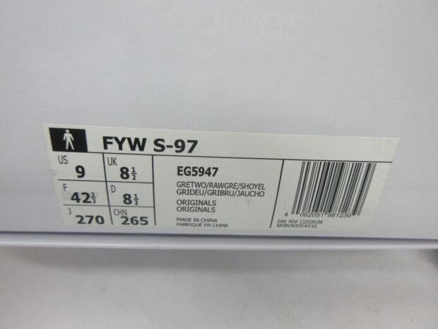 アディダス adidas FYW S-97 EG5947