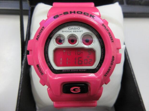 Gショック G-SHOCK DW-6900CS クレイジーカラーズ 腕時計